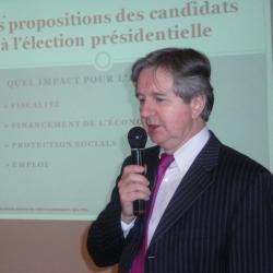 Jean-Paul LABORDE - Directeur des Affaires Parlementaire FFSA